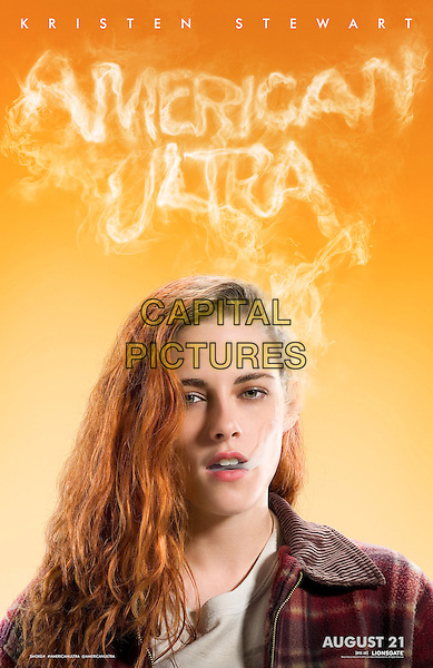 POSTER ART<br /> in American Ultra (2015) <br /> *Filmstill - Editorial Use Only*<br /> CAP/FB<br /> Image supplied by Capital Pictures