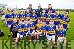 The Cordal U10 boys and girls taking part in the annual John Mitchels U8/U10 Blitz on Saturday.