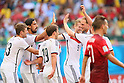 Germany team group (GER), <br /> JUNE 16, 2014 - Football /Soccer : <br /> 2014 FIFA World Cup Brazil <br /> Group Match -Group G- <br /> between  Germany 4-0 Portugal <br /> at Arena Fonte Nova, Salvador, Brazil. <br /> (Photo by YUTAKA/AFLO SPORT)