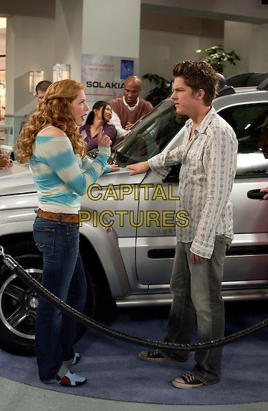 """ZACHARY KNIGHTON & RACHELLE LEFEVRE.in LIfe On A Stick.""""The Things People Stand For"""" .*Editorial Use Only*.www.capitalpictures.com.sales@capitalpictures.com.Supplied by Capital Pictures."""
