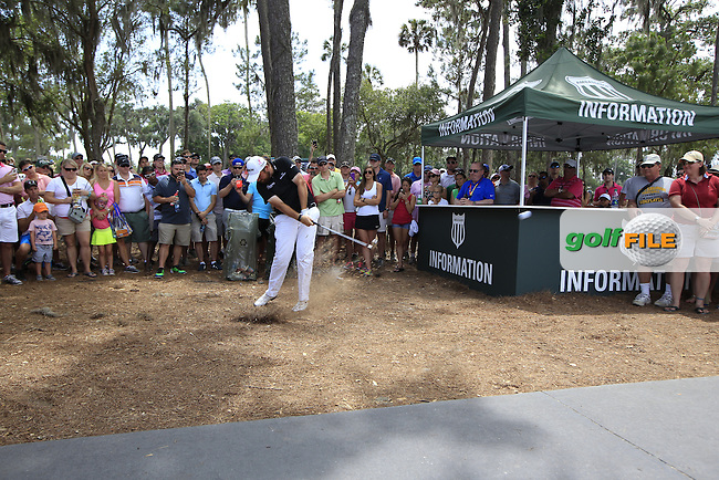 Shane Lowry (IRL) during the final round of the Players, TPC Sawgrass, Championship Way, Ponte Vedra Beach, FL 32082, USA. 15/05/2016.<br /> Picture: Golffile | Fran Caffrey<br /> <br /> <br /> All photo usage must carry mandatory copyright credit (&copy; Golffile | Fran Caffrey)