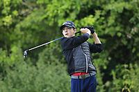 Noah Bickerstaff (Greenacres) during the final round at Carnalea Golf Club, Bangor, Antrim, Northern Ireland. 07/08/2019.<br /> Picture Fran Caffrey / Golffile.ie<br /> <br /> All photo usage must carry mandatory copyright credit (© Golffile | Fran Caffrey)