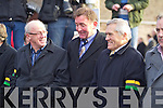 The Funeral of Paudi O'Se at Ventry Church on Tuesday.