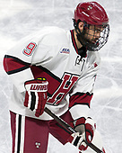 Luke Esposito (Harvard - 9) - The Harvard University Crimson defeated the Air Force Academy Falcons 3-2 in the NCAA East Regional final on Saturday, March 25, 2017, at the Dunkin' Donuts Center in Providence, Rhode Island.