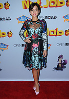 05 August  2017 - Los Angeles, California - Isabela Moner.  World premiere of &quot;Nut Job 2: Nutty by Nature&quot;  held at Regal Cinema at L.A. Live in Los Angeles. <br /> CAP/ADM/BT<br /> &copy;BT/ADM/Capital Pictures