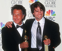 Dustin Hoffman, Tom Cruise, 1997, Photo By Michael Ferguson/PHOTOlink
