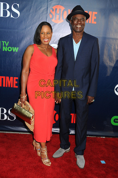 17 July 2014 - West Hollywood, California - Glynn Turman. CBS, CW, Showtime Summer Press Tour 2014 held at The Pacific Design Center. <br /> CAP/ADM/BP<br /> &copy;Byron Purvis/AdMedia/Capital Pictures