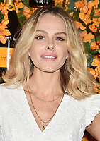 PACIFIC PALISADES, CA - OCTOBER 06: Monet Mazur arrives at the 9th Annual Veuve Clicquot Polo Classic Los Angeles at Will Rogers State Historic Park on October 6, 2018 in Pacific Palisades, California.<br /> CAP/ROT/TM<br /> &copy;TM/ROT/Capital Pictures