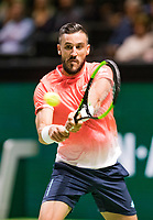 Rotterdam, The Netherlands, 14 Februari 2019, ABNAMRO World Tennis Tournament, Ahoy, Damir Dzumhur (BIH),<br /> Photo: www.tennisimages.com/Henk Koster