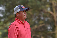 Jason Dufner (USA) departs the 18 tee during round 2 of the World Golf Championships, Mexico, Club De Golf Chapultepec, Mexico City, Mexico. 3/2/2018.<br /> Picture: Golffile | Ken Murray<br /> <br /> <br /> All photo usage must carry mandatory copyright credit (&copy; Golffile | Ken Murray)