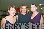"Splash into Fashion Show: Attending the"" Spash into Fashion "" Fashion  Show held in The Ballybunion Health & Leisure Centre on Saturday night last were Joan OConnor, Fiona O'Callaghan & Ellen Cox."