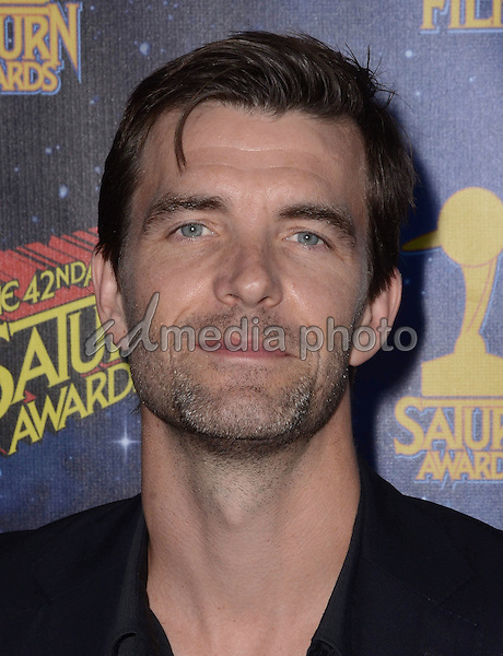 22 June 2016 - Burbank. Lucas Bryant. Arrivals for the 42nd Annual Saturn Awards held at The Castaway. Photo Credit: Birdie Thompson/AdMedia