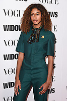 """Emilia Boateng<br /> arriving for the """"Widows"""" special screening in association with Vogue at the Tate Modern, London<br /> <br /> ©Ash Knotek  D3457  31/10/2018"""