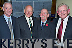 4409-4412.Golfer's Night Out - Having a great time at The Ardfert Golf Club Joint Captain's Dinner Dance held in The Ballyroe Heights Hotel on Saturday night were l/r James O'Loughlan, Billy Mullins, Lesley Tiplady and P.J. O'Riordan....................................................................... ............   Copyright Kerry's Eye 2008