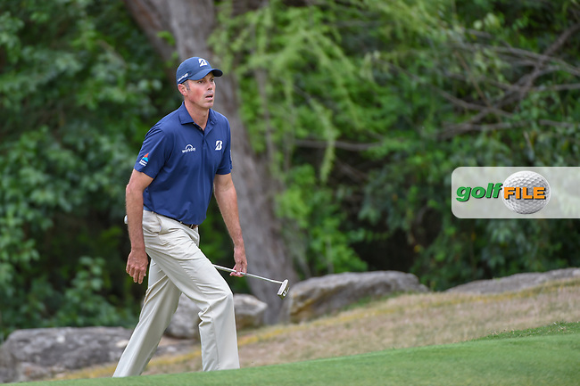Matt Kuchar (USA) approaches his ball on 4 during day 4 of the WGC Dell Match Play, at the Austin Country Club, Austin, Texas, USA. 3/30/2019.<br /> Picture: Golffile | Ken Murray<br /> <br /> <br /> All photo usage must carry mandatory copyright credit (© Golffile | Ken Murray)