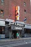 Salt & Pepper Diner, Chicago, Illinois, IL, USA
