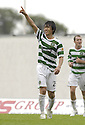 11/08/2007       Copyright Pic: James Stewart.File Name : sct_jspa12_falkirk_v_celtic.SHUNSUKE NAKAMURA CELEBRATES AFTER HE SCORES CELTIC'S THIRD....James Stewart Photo Agency 19 Carronlea Drive, Falkirk. FK2 8DN      Vat Reg No. 607 6932 25.Office     : +44 (0)1324 570906     .Mobile   : +44 (0)7721 416997.Fax         : +44 (0)1324 570906.E-mail  :  jim@jspa.co.uk.If you require further information then contact Jim Stewart on any of the numbers above........