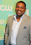 Mekhi Phifer on Frequency - The CW Upfront - Red Carpet Arrivals on May 19, 2016 at t he London Hotel, New York City, New York. (Photo by Sue Coflin/Max Photos)