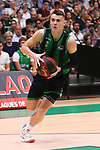 Liga ENDESA 2019/2020. Game: 01.<br /> Club Joventut Badalona vs Real Madrid: 69-88.<br /> Nenad Dimitrijevic.
