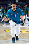 Real Madrid Gustavo Ayon during Turkish Airlines Euroleague Quarter Finals 4th match between Real Madrid and Panathinaikos at Wizink Center in Madrid, Spain. April 27, 2018. (ALTERPHOTOS/Borja B.Hojas)
