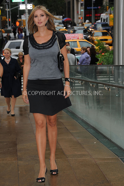 WWW.ACEPIXS.COM . . . . . ....September 7 2011, New York City....Ivanka Trump arriving at The Couture Council of The Museum at the Fashion Institute of Technology (FIT) 2011 Couture Council Award for Artistry of Fashion honoring Valentino on September 7, 2011 at the David H. Koch Theater, Lincoln Center, New York City....Please byline: KRISTIN CALLAHAN - ACEPIXS.COM.. . . . . . ..Ace Pictures, Inc:  ..tel: (212) 243 8787 or (646) 769 0430..e-mail: info@acepixs.com..web: http://www.acepixs.com
