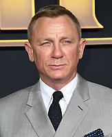 "14 November 2019 - Westwood, California - Daniel Craig. ""Knives Out"" Los Angeles Premiere held at Regency Village Theater. Photo Credit: Birdie Thompson/AdMedia"