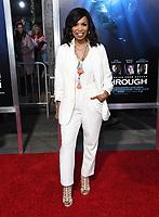 """11 April 2019 - Westwood, California - Elise Neal. """"Breakthrough"""" Los Angeles Premiere held at Regency Village Theater. Photo Credit: Birdie Thompson/AdMedia"""