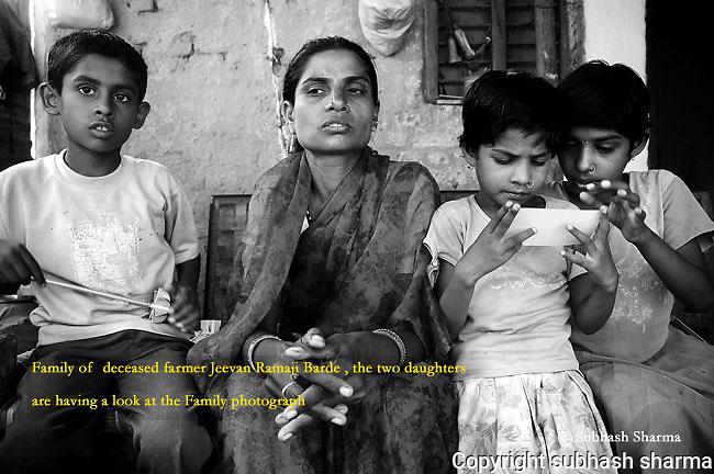 Vidhrabha Farmer suicides