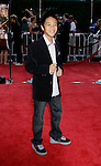 "Actor Brandon Soo Hoo arrives at the Los Angeles Premiere Of ""Tropic Thunder"" at the Mann's Village Theater on August 11, 2008 in Los Angeles, California."