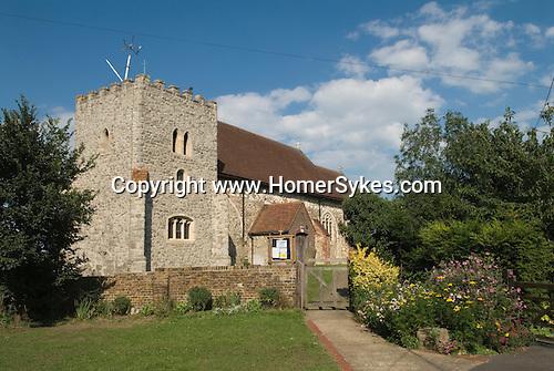 Grain church of St James. isle of Grain Kent Uk