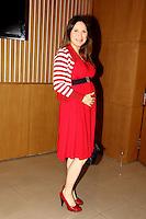 SAO PAULO, SP 16 DE JANEIRO 2012. ESPETÁCULO HAIR-SP. A atriz Raquel Ripani, na exibicao para convidados da peca Hair, no teatro do shopping Frei Caneca, na regiao central de SP, na noite desta segunda-feira, 16. FOTO MILENE CARDOSO - NEWS FREE