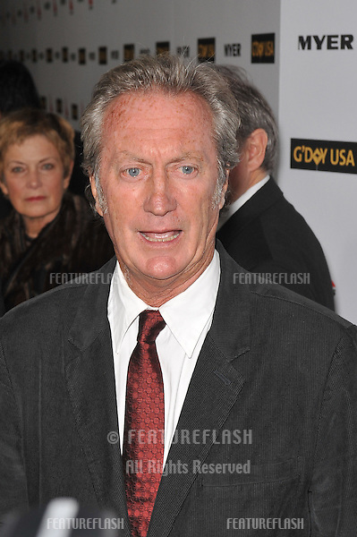 Bryan Brown at the 2010 G'Day USA Australia Week Black Tie Gala at the Grand Ballroom at Hollywood & Highland..January 16, 2010  Los Angeles, CA.Picture: Paul Smith / Featureflash