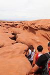 Lower Antelope Canyon, Page, Arizona, AZ, USA