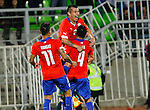 Seleccion 2014 Amistoso Chile vs Peru