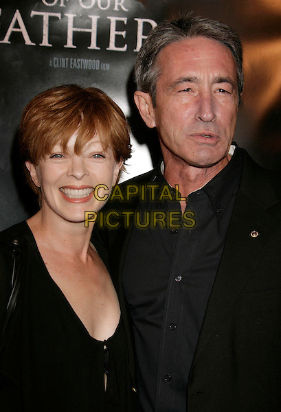 "FRANCES FISHER & RICHARD CHAVEZ.""Flags of Our Fathers"" Los Angeles Premiere held at the Academy of Motion Picture Arts and Sciences, Beverly Hills, California, USA, 09 October 2006..portrait headshot francis.Ref: ADM/RE.www.capitalpictures.com.sales@capitalpictures.com.©Russ Elliot/AdMedia/Capital Pictures."
