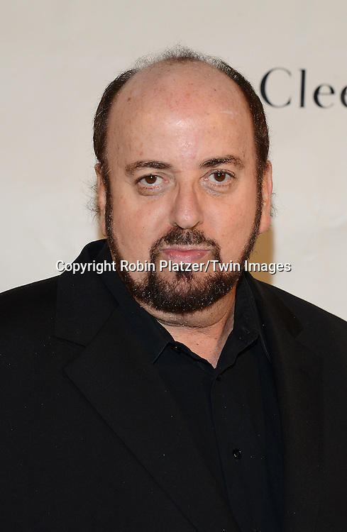 James Toback attends the Norman Mailer Center Sixth Annual Gala on October 27, 2014 at The New York Public Library in New York City.<br /> <br /> photo by Robin Platzer/Twin Images<br />  <br /> phone number 212-935-0770