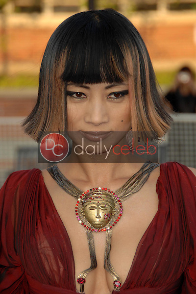 Bai Ling<br />at the 2008 JC Penny Asian Excellence Awards. Royce Hall, UCLA, Westwood, CA. 04-23-08<br />Dave Edwards/DailyCeleb.com 818-249-4998