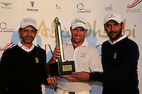 Abu Dhabi Invitational Afternoon