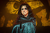 ALICE COOPER, 2017, CHRIS SCHWEGLER