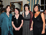 Breda Noonan, Suzanne Tracy, Margaret Rogers and Doreen Healy pictured at the Tiny Hearts fundraising group gala dinner at Darver Castle. Photo: www.colinbellphotos.com