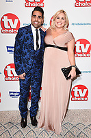 LONDON, UK. September 10, 2018: Dr Ranj Singh at the TV Choice Awards 2018 at the Dorchester Hotel, London.<br /> Picture: Steve Vas/Featureflash