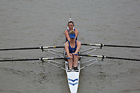 Crew: 396   SON-WEBB    Sons of the Thames Rowing Club    W 2x Club <br /> <br /> Pairs Head 2017<br /> <br /> To purchase this photo, or to see pricing information for Prints and Downloads, click the blue 'Add to Cart' button at the top-right of the page.