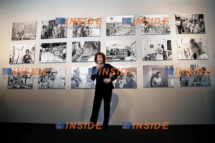 Claudia Cardinale<br /> Roma 13-10-2016. Festa del Cinema di Roma XI edizione<br /> Rome 13th October 2016. Rome Film Fest XI edition.<br /> Foto Samantha Zucchi Insidefoto