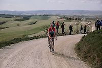 Christine Majerus (LUX/Boels - Dolmans)<br /> <br /> 5th Strade Bianche WE (1.WWT)<br /> One day race from Siena to Siena (136km)<br /> <br /> ©JojoHarper for kramon