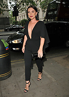 Candice Brown at the DIVA Magazine Awards 2018, Waldorf Hilton Hotel, Aldwych, London, England, UK, on Friday 08 June 2018.<br /> CAP/CAN<br /> &copy;CAN/Capital Pictures