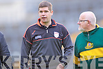 Eamonn Fitzmaurice after his team beat Waterford last Saturday in Fitzgerald Stadium for the Munster GAA football championship