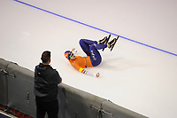 SPEEDSKATING: CALGARY: Olympic Oval, 02-12-2017, ISU World Cup, Team Pursuit Ladies, Lotte van Beek (NED), ©photo Martin de Jong