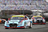 #98 Bryan Herta Autosport Hyundai Veloster N TCR, TCR: Michael Lewis, Mason Filippi, Harry Gottsacker