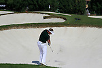 Luke Donald plays out of a fairway bunker on the 15th hole during Day 2 of the Dubai World Championship, Earth Course, Jumeirah Golf Estates, Dubai, 26th November 2010..(Picture Eoin Clarke/www.golffile.ie)