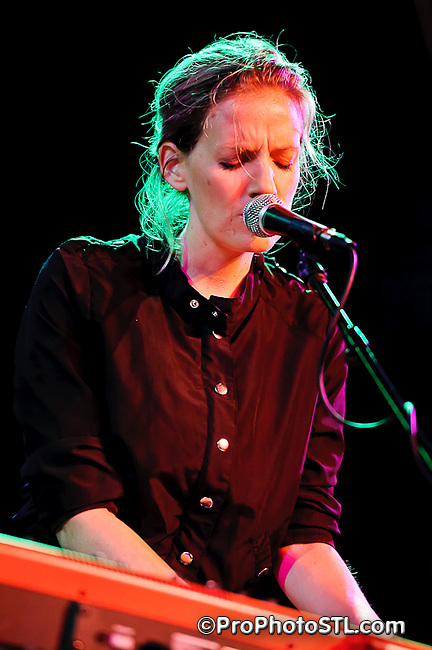 Katie Herzig in concert at Old Rock House in St. Louis, MO on June 18, 2011.